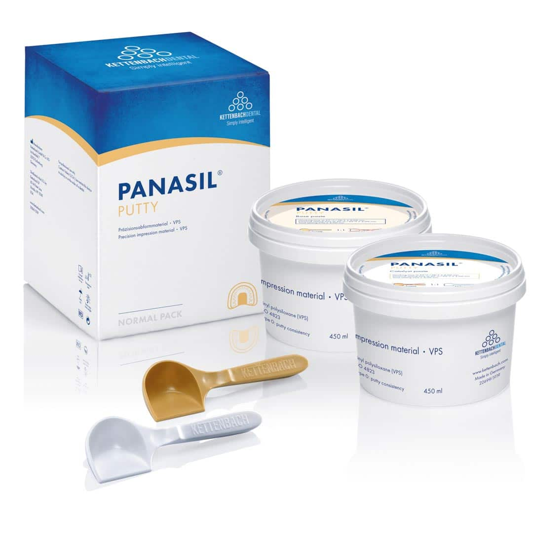 Panasil Putty Normal Pack Kettenbach