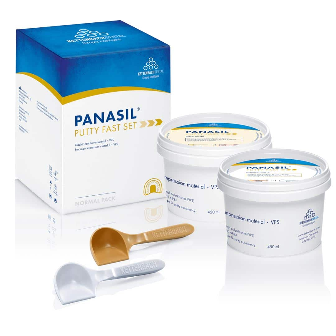 Panasil® Putty Fast normal pack