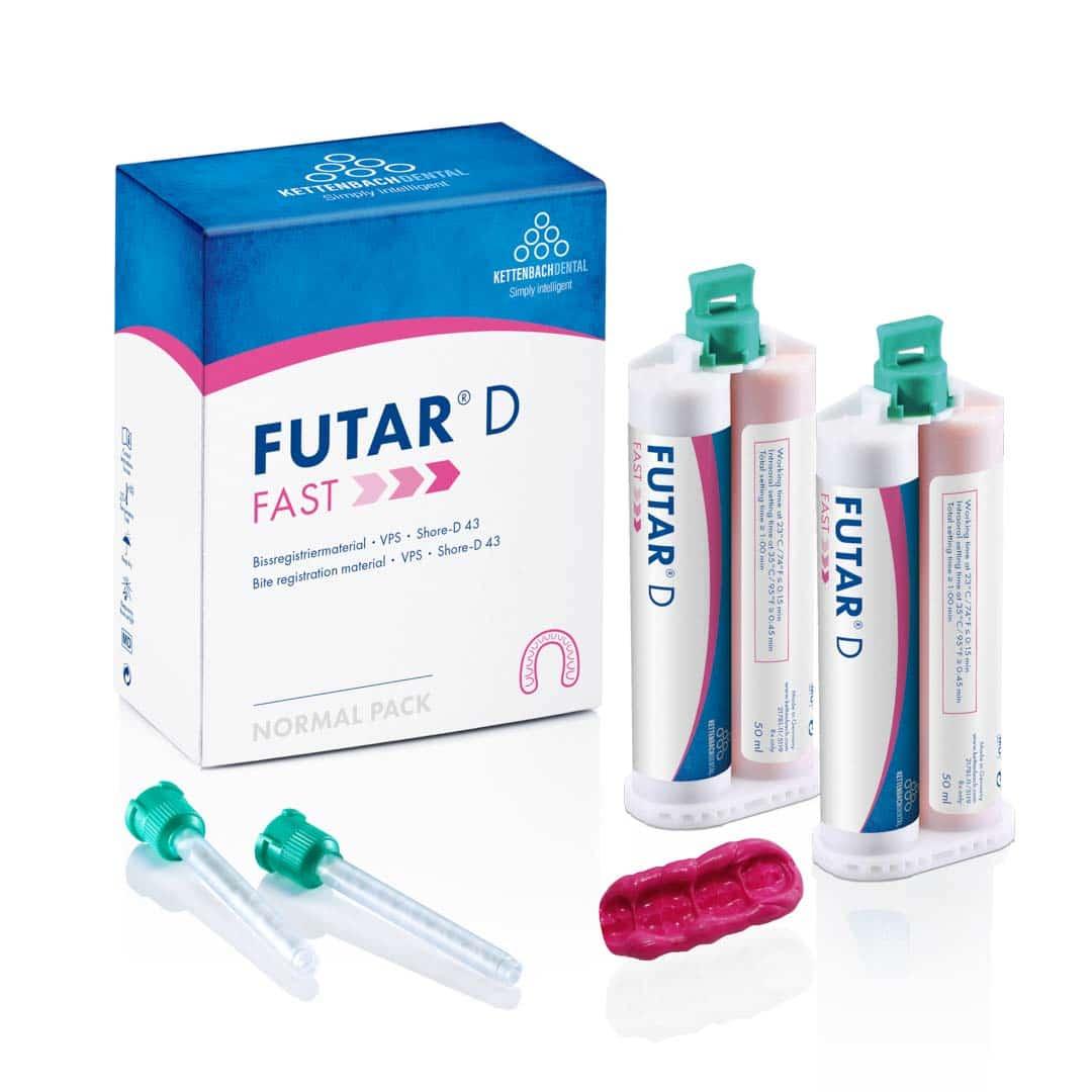 Futar D Fast normal pack kettenbach