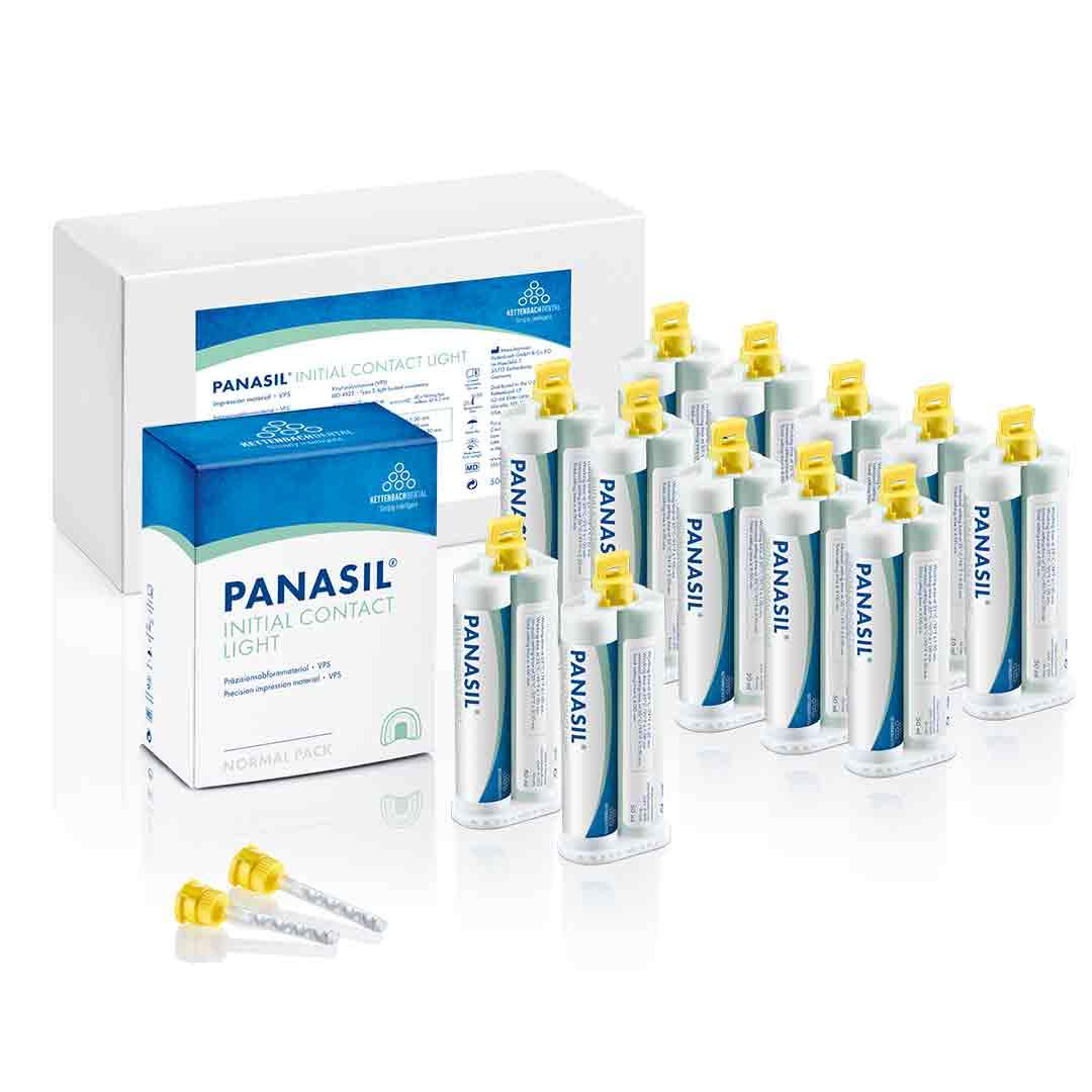 Panasil initial contact light bonus pack 2mix kettenbach