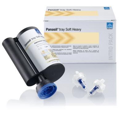 Panasil tray soft Intro - heavy body