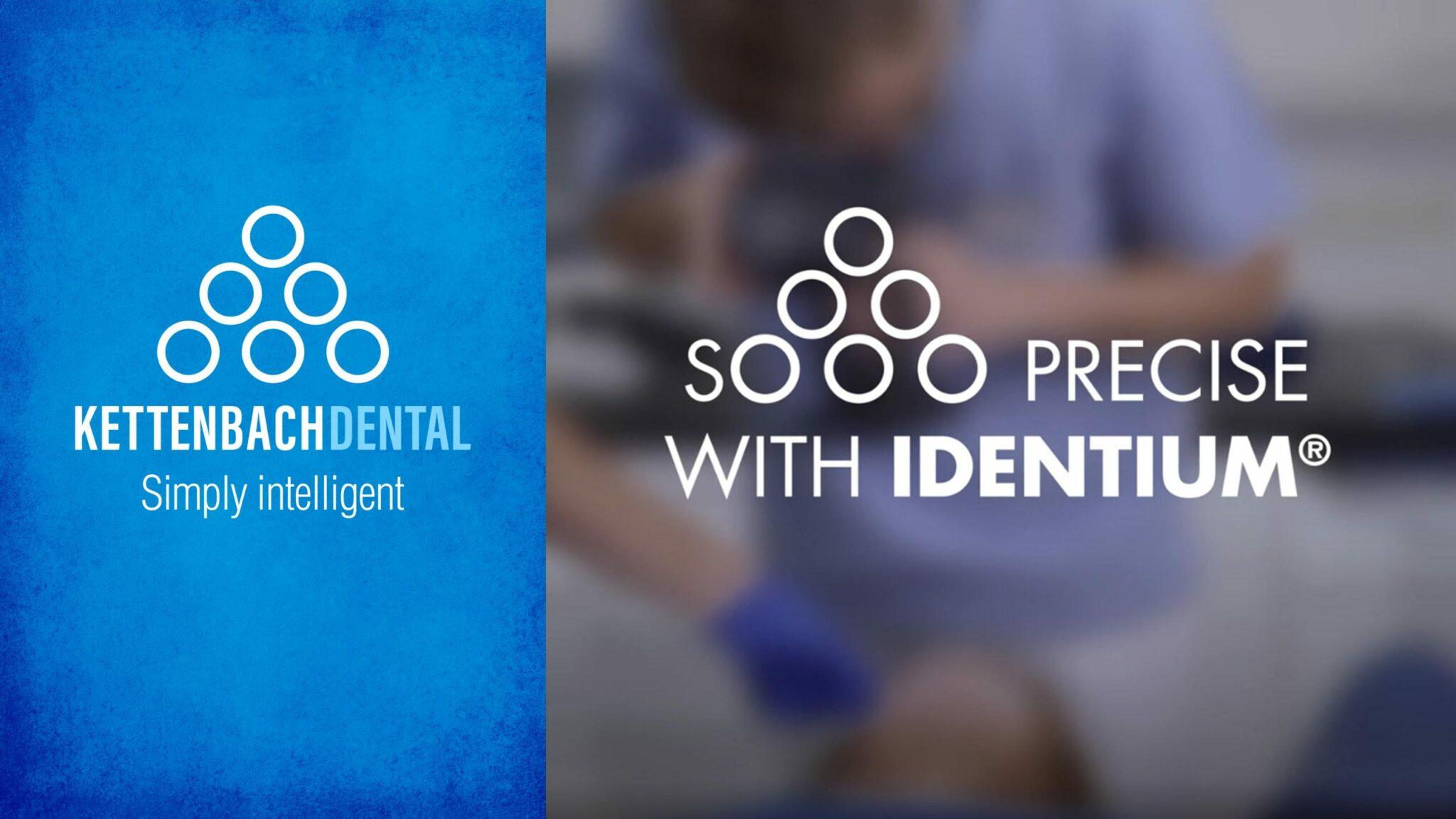 So precise with Identium® – Heavy & Light precisie afdrukmateriaal
