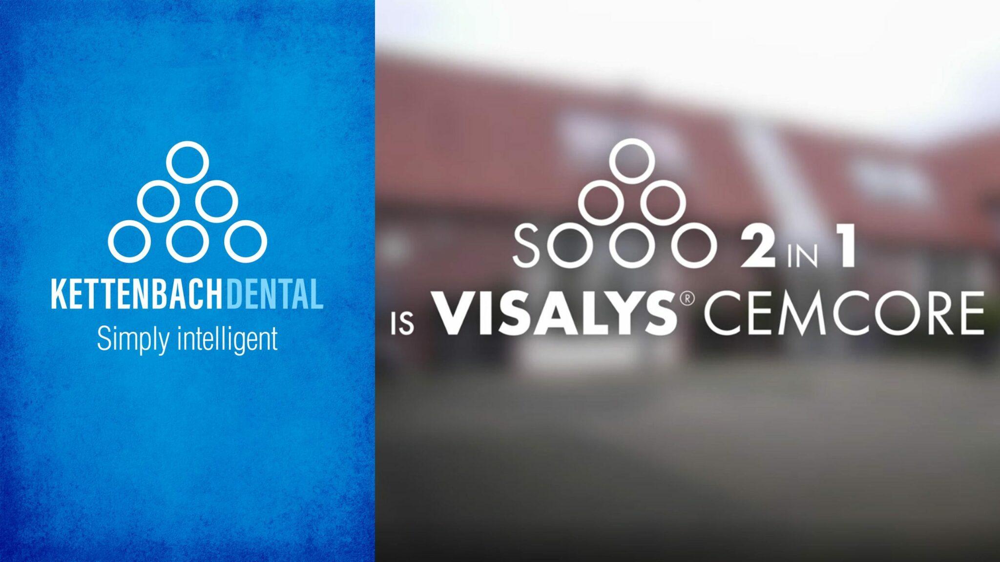 Visalys® CemCore met tandarts Kruijssen