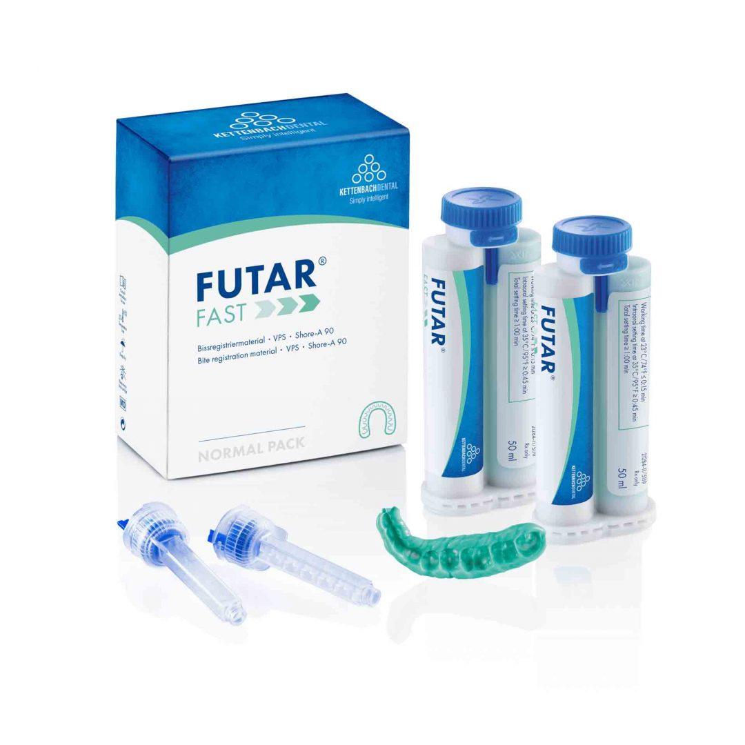Futar® fast beetregistratie (groen)