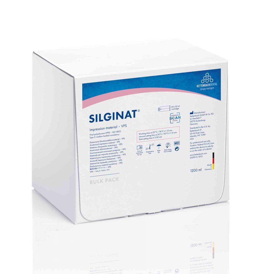 Silginat® kettenbach Bulk pack